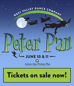 Peter Pan – West Valley Dance & Action Day Primary Plus